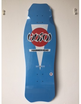 hosoi deck hammer head blue