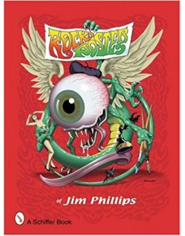 rock poster libro jim phillips