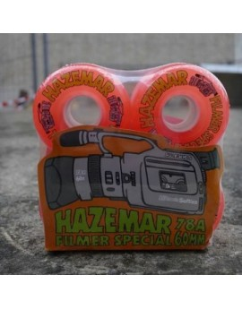 haze wheels hazemar filmer 78A 60mm