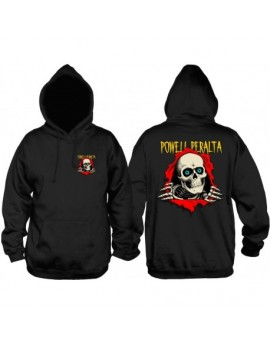 powell peralta ripper hood black