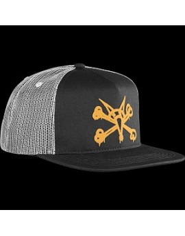 bones trucker puff yellow