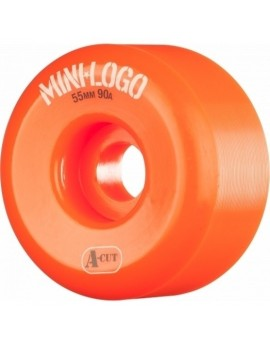 minilogo wheels A-CUT 55mm 90A