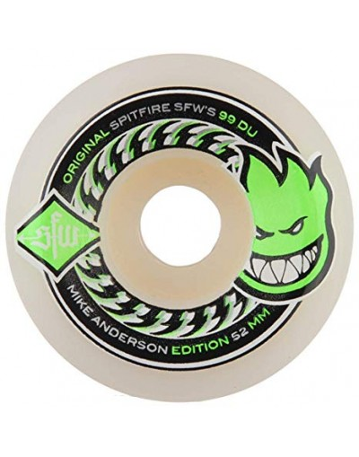 spitfire wheels anderson sfw 52mm