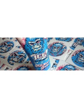 all star gum ice strong transparent