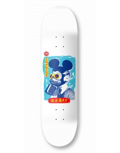 imagine deck mickey mask white