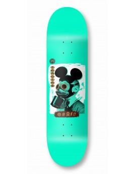 imagine deck mickey mask teal