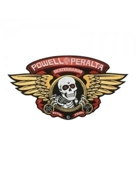 powell peralta winged ripper large patch